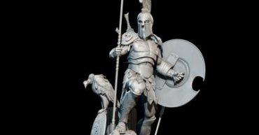 آرس خدای جنگ، سلحشور، سرباز، رقصنده، عاشق، دوست، رفیق، مرد عمل المپ