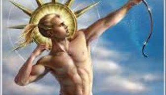 آپولو ، خدای خورشید ، تیر انداز ، آورنده قانون ، برادر و پسر محبوب زئوس