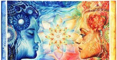 اختلاط و تداخل حوزه مادینه و نرینه روان(آنیما و آنیموس) در زندگی روزمره برای مرد و زن در زندگی امروز