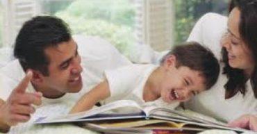 اصل مهم پدر تربیت، مادر عشق