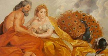 هرا ، ایزدبانوی همسر ، زناشویی ، زن زندگی ، پایدار و ماندگار در زندگی مشترک